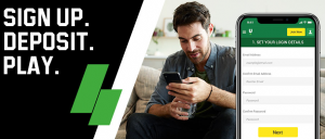 Unibet US mobile